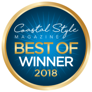 Coastal Style Magazine - Best of Winner 2018